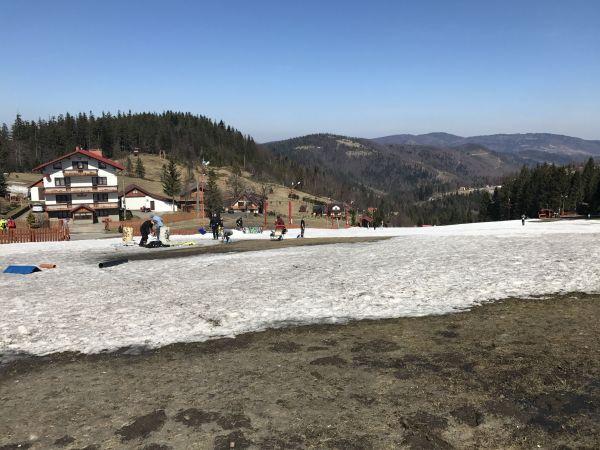 Wyprawa Pierwszy wyjazd po zimie - Szczyrk - zdjęcie 2