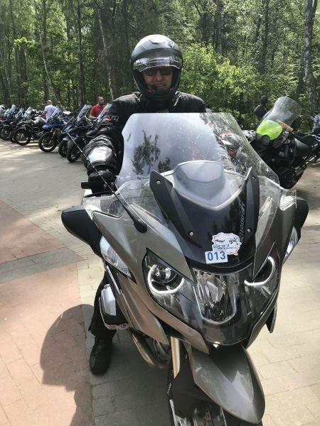 Wyprawa Zlot BMW Motorrad - Trasa turystyczna - Golczewo, Recław, Wicko, Trzęsacz - zdjęcie 4