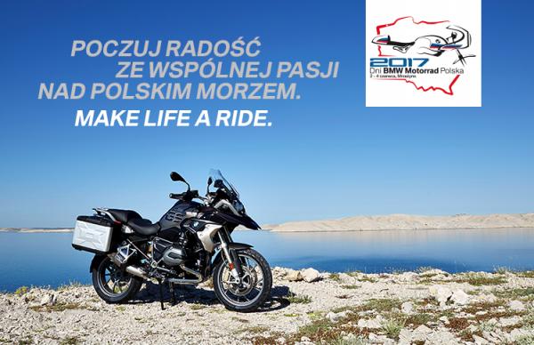 Wyprawa Zlot BMW Motorrad - Trasa turystyczna - Golczewo, Recław, Wicko, Trzęsacz - zdjęcie 1