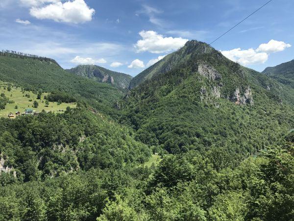 Wyprawa Montenegro 2017 - Dobrilovina, Žabljak, Trsa, Dobra Voda, Dobrota, Perast, Kotor, Ljesevici, Budva - zdjęcie 12