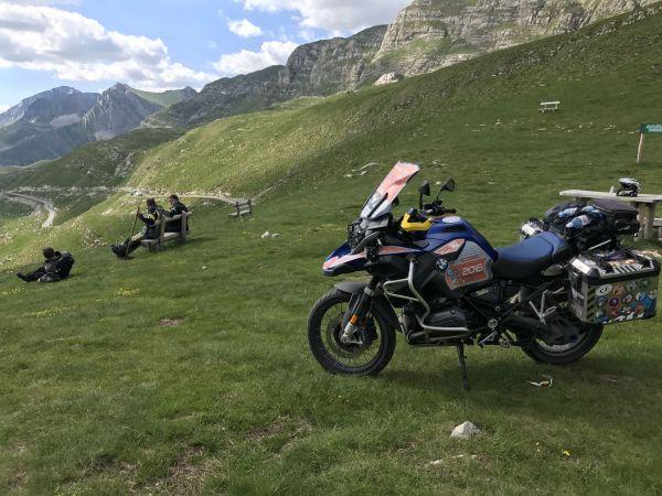 Wyprawa Montenegro 2017 - Dobrilovina, Žabljak, Trsa, Dobra Voda, Dobrota, Perast, Kotor, Ljesevici, Budva - zdjęcie 37