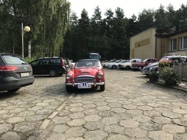 Wyprawa Runda Mistrzostw Polski Pojazdów Zabytkowych - Częstochowa - zdjęcie 32