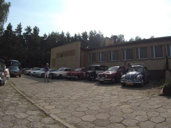 Wyprawa Runda Mistrzostw Polski Pojazdów Zabytkowych - Częstochowa - zdjęcie 7