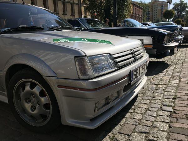 Wyprawa VII Beskidzki Zlot Pojazdów Zabytkowych - Wisła, Górki Wielkie, Bielsko-Biała - zdjęcie 45