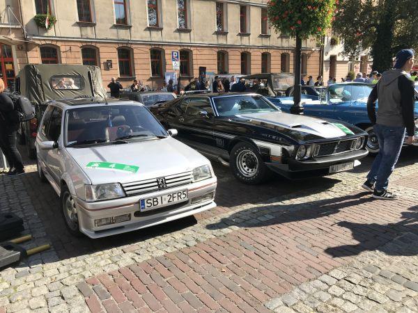 Wyprawa VII Beskidzki Zlot Pojazdów Zabytkowych - Wisła, Górki Wielkie, Bielsko-Biała - zdjęcie 48
