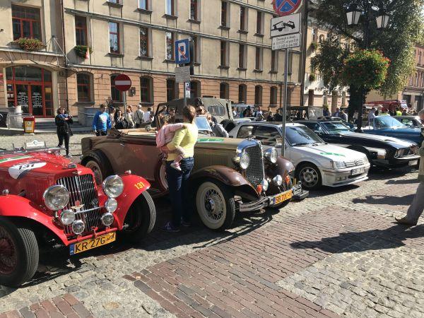 Wyprawa VII Beskidzki Zlot Pojazdów Zabytkowych - Wisła, Górki Wielkie, Bielsko-Biała - zdjęcie 49