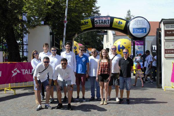 Wyprawa Classic Group na Tour de Pologne - zdjęcie 13