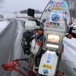 Bieszczady zimą - zdjęcie z wyprawy