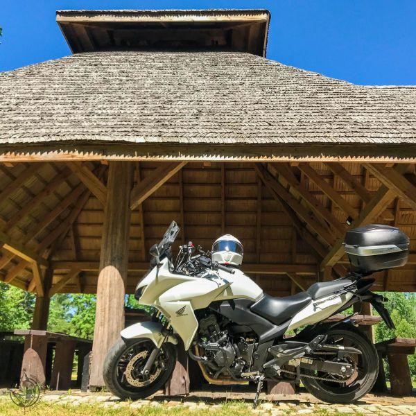 Wyprawa Motocyklowe inspiracje HELD - Polska na weekend - Podlasie - zdjęcie 8