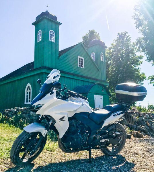 Wyprawa Motocyklowe inspiracje HELD - Polska na weekend - Podlasie - zdjęcie 19